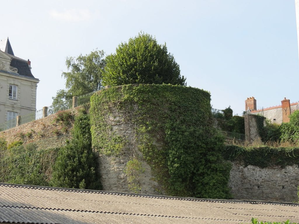 fortification château gontier
